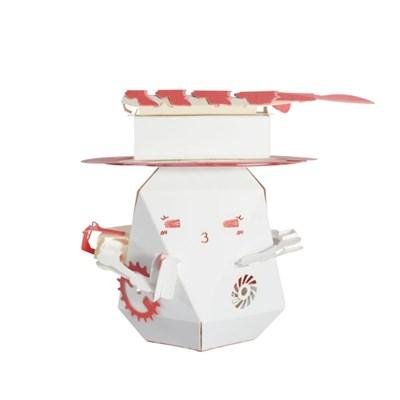 [로보트리] 움직이는 종이로봇 로빗 '랍스터초밥 로부'