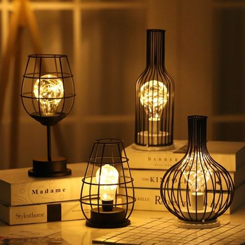 인블룸 심플 북유럽풍 바 카페 장식 LED등 4종_(2920544)