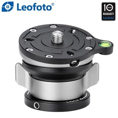 레오포토 LB-65 레벨링 베이스 직경 65mm /K
