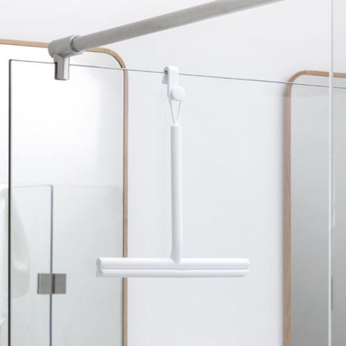 [브라반티아] 샤워스퀴지 (샤워실 물기제거기) - 화이트