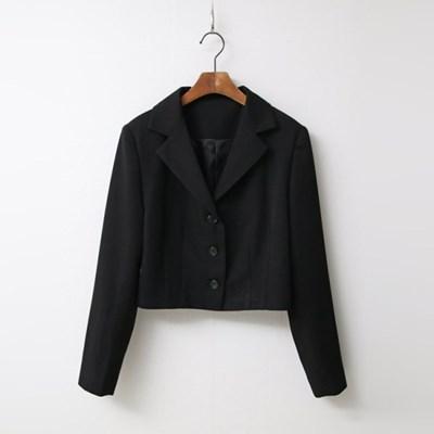 Modern Crop Jacket
