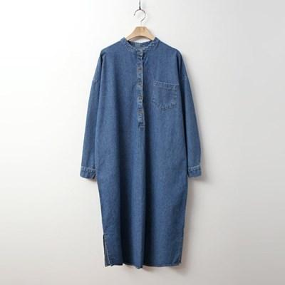 Denim Masion Long Dress
