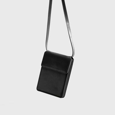 [11/10 예약배송]FENNEC ACCORDION BAG - BLACK