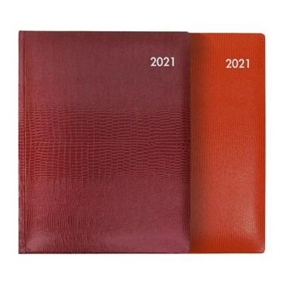 2021년 퍼스널 다이어리 이구아나 먼슬리 2 Color [O2870]
