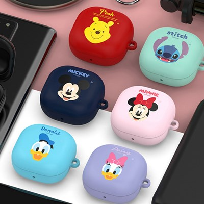 디즈니 페이스 버즈 라이브 소프트 케이스