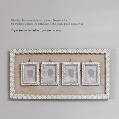 W101빈티지 에이미 벽걸이 데코액자 48x24