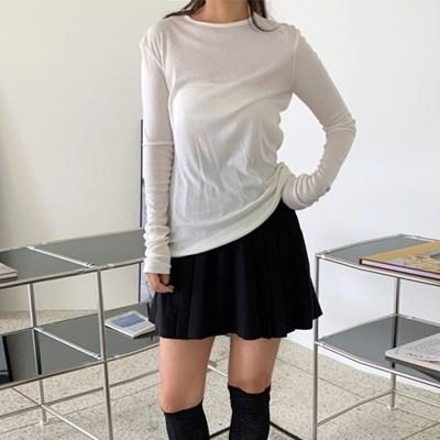 코즈 미니멀 슬림 티셔츠