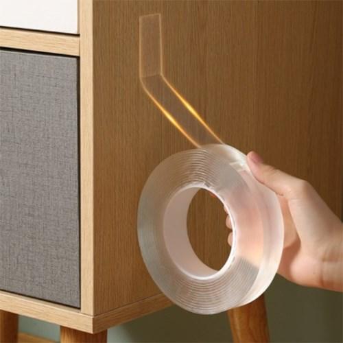 강력한 매트고정 실리콘 양면 테이프-두께 2mm