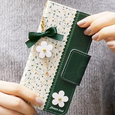 갤럭시노트10 (N970)   FlowerBed 지갑 다이어리_(2860214)
