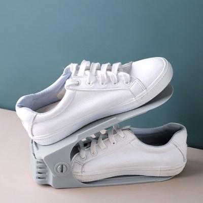 공간활용 신발 정리대 1+1
