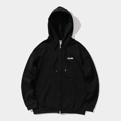 23.65 Standard hoodie zip-upBLACK