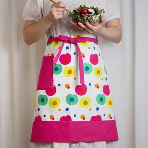 [waist apron] peace