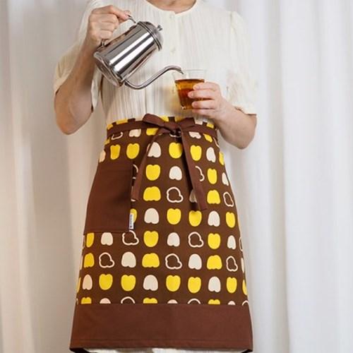 [waist apron] autumn