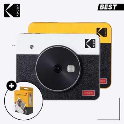 코닥 휴대용 포토프린터 미니샷 3 레트로 C300R + 60매