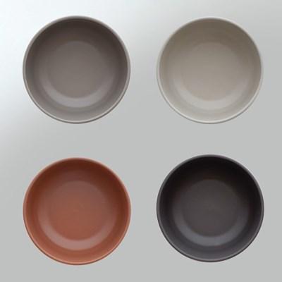포홈 모던무광 국그릇 (4color)_(2215147)
