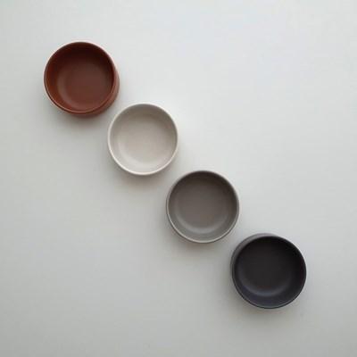 포홈 모던무광 찬기1호 그릇 (4color)_(2215144)