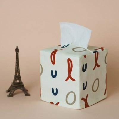 [mini tissue box cover] full