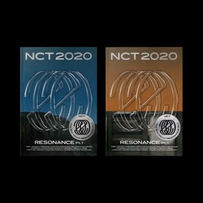 NCT (엔시티) - The 2nd Album RESONANCE Pt.1 (랜덤)