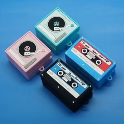 [PK] 갤럭시 버즈 플러스/라이브 레트로 실리콘 케이스