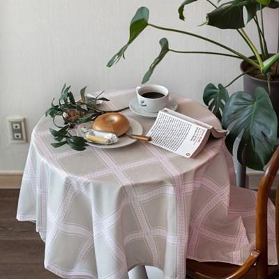 쉐어베이지클럽 식탁보 테이블보 2size 테이블러너