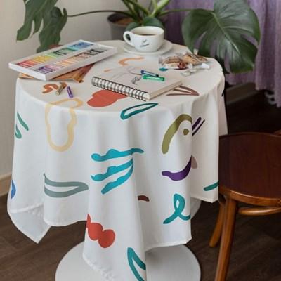 쉐어버터플라이무브 식탁보 테이블보 2size 테이블러너