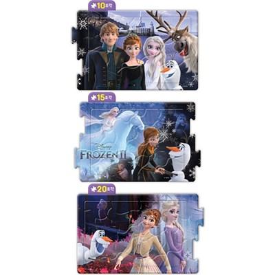 10 15 20조각 판퍼즐 - 겨울왕국 (3종)