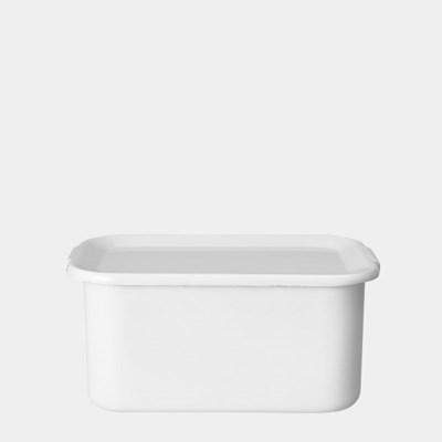 노다호로 화이트 시리즈 법랑용기 WFH-LL_(1612652)