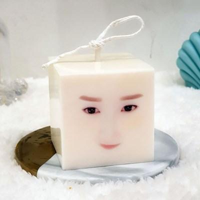 [얼굴캔들] 쓸데없는 선물
