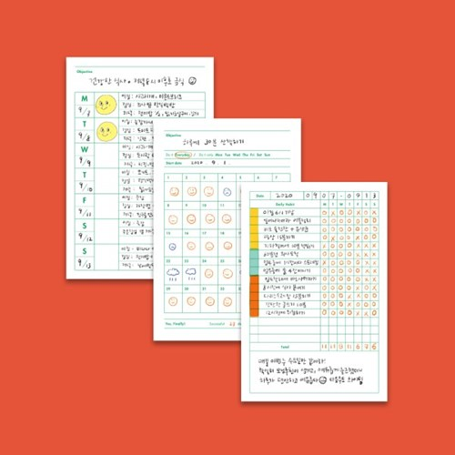 [Notepad] Good habit tracker