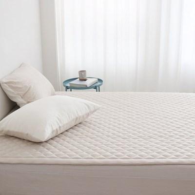 깨끗한 숨 침대패드 러그 K