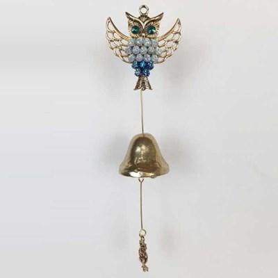 Door interior blue angel 부엉이 6x21cm CH1653717