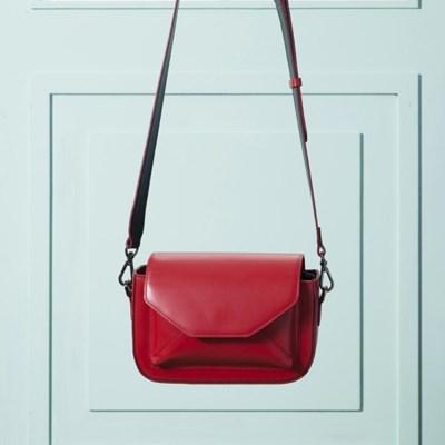 [웨빙스트랩증정] Dear. Mini Bag_RED