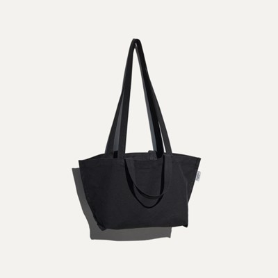 Four Seasons Bag / Small / Black (사계절 천가방)