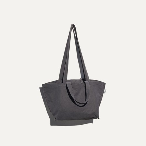 Four Seasons Bag / Small / Charcoal (사계절 천가방)
