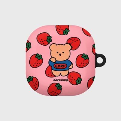Strawberry bear-pink(buds live_pro hard)