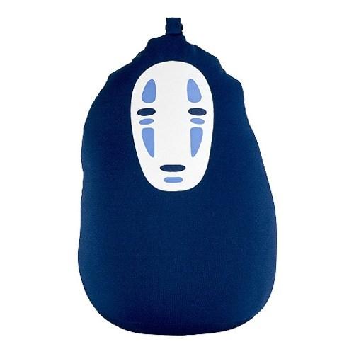 [센과 치히로의 행방불명] 마스코트 목베개(가오나시)