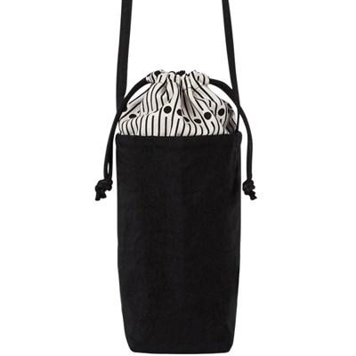 Easy Miller Black Cooler Bottle Bag