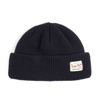 HEAVY WEIGHT MARINE WATCH CAP (navy)