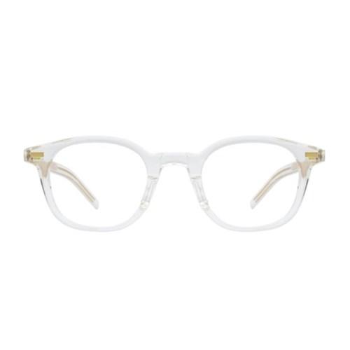 tanz CRYSTAL 투명 뿔테 안경