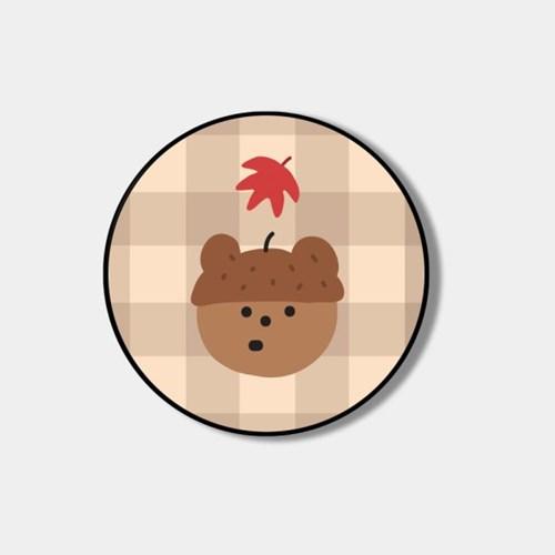 pattern acorn gummy 스마트톡