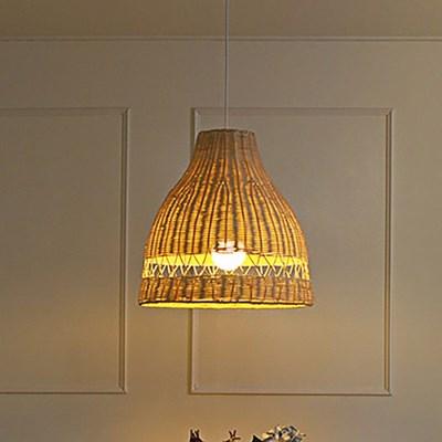 LED 펜던트 돌로레스 1등 라탄 카페 매장조명_(1965143)