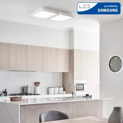 LED 브리오 2등 주방등 40W