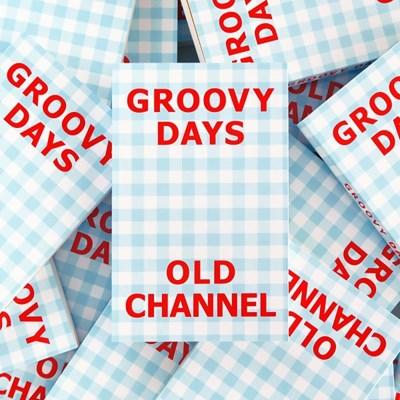 GROOVY DAYS DIARY - Gingham Sky