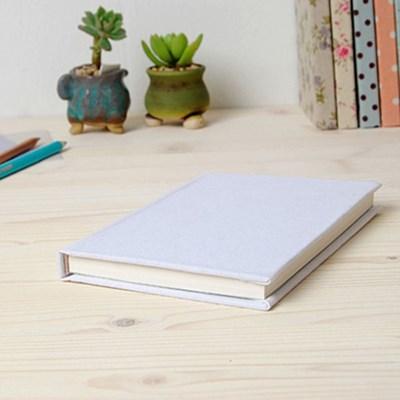 DIY북아트1216 셀프디자인-화이트 노트만들기 KIT