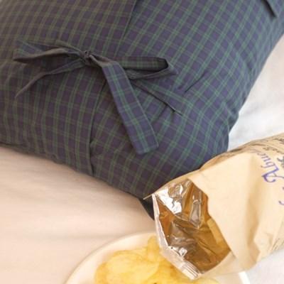 (쿠션커버) Blackwatch Cushion Cover