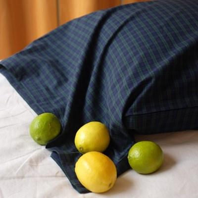 (베개커버) Blackwatch Pillow  Cover