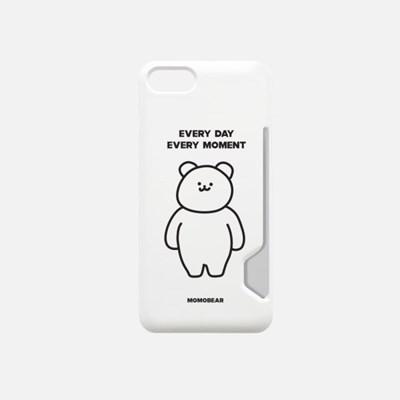 모모베어 디자인 카드수납케이스 핸드폰케이스