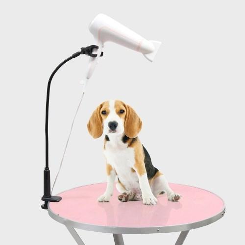 360도 강아지 드라이기 거치대-강아지털말리기 (bn)