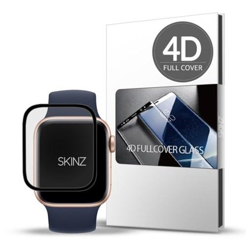 스킨즈 애플워치6 4D 풀커버 강화유리 필름 44mm 1매_(901230396)