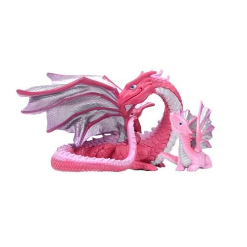 [사파리엘티디] 핑크 드래곤 동물피규어 2종세트(10139,_(1728007)